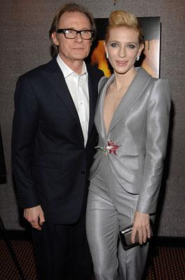 Bill Nighy and Cate Blanchett at the New York premiere of Fox Searchlight's Notes on a Scandal