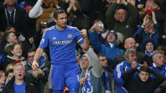 Premier League - Jol: Lampard 'will never play for Fulham'