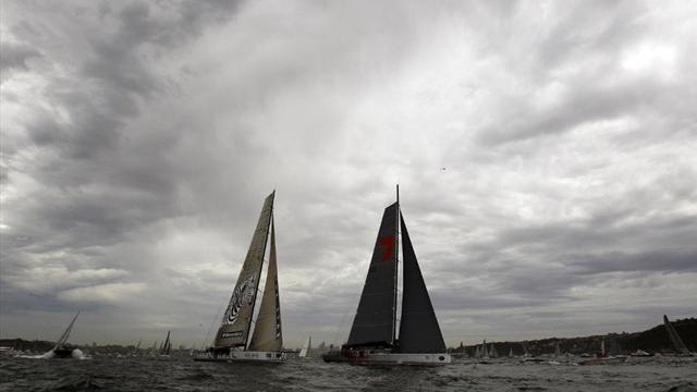 Sailing - Wild Oats win sixth Sydney-Hobart in record time