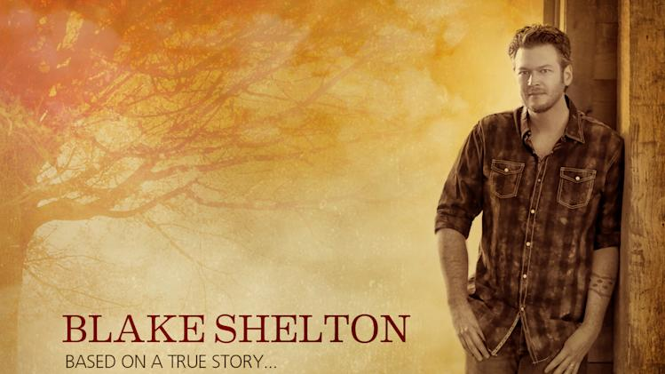 "This CD cover image released by Warner Bros. shows ""Based on a True Story,"" by Blake Shelton. (AP Photo/Warner Bros.)"