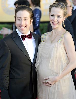 Simon Helberg, Wife Jocelyn Towne Welcome Baby Daughter Adeline