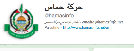 IDF-Hamas Gaza Twitter War: the Spin in Real Time