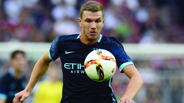 #360transfers: Manchester City's Edin Dzeko on his way to Roma