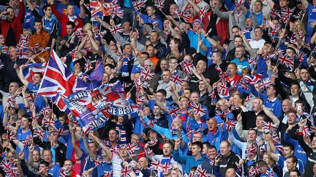 Scottish Football - Rangers condemn fans for 'inappropriate singing'