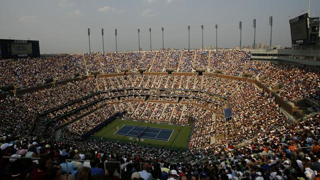 US Open - US Open roof will take five minutes to open or close