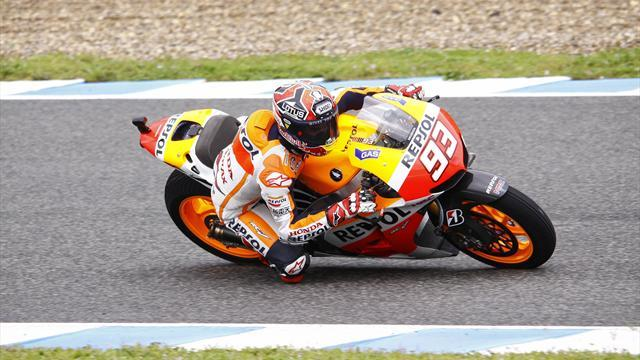 Motorcycling - Marquez admits he will need patience