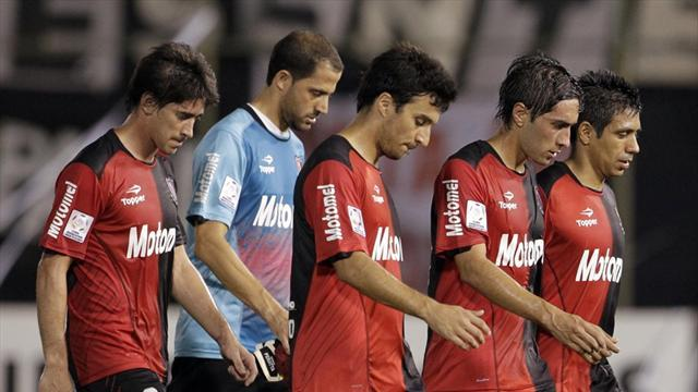 South American Football - All Boys all but bury Newell's Old Boys title hopes