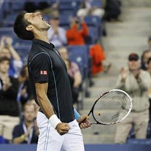 Djokovic, Nadal aiming for U.S. Open showdown
