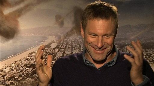 Battle: Los Angeles Aaron Eckhart