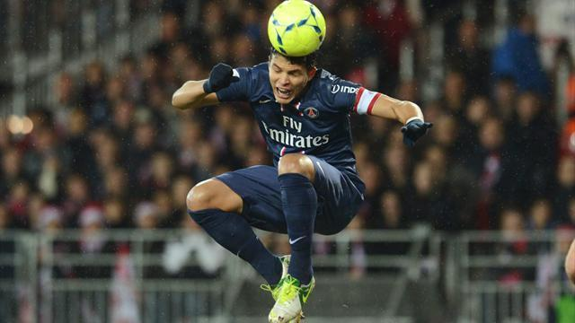 Ligue 1 - Thiago Silva's return boosts PSG