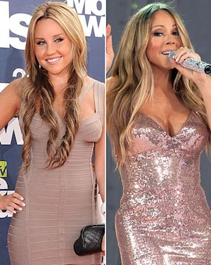 Amanda Bynes Wears Blonde Wig in First Mugshot, Mariah Carey Suffers Wardrobe Malfunction: Top 5 Stories