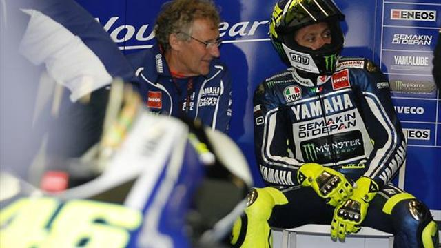 Motorcycling - Rossi: 'Podium target remains the same'