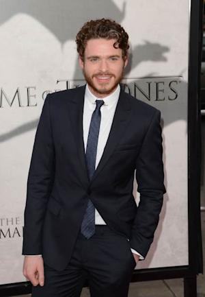 Richard Madden arrives at the premiere of HBO's 'Game Of Thrones' Season 3 at TCL Chinese Theatre, Hollywood, on March 18, 2013 -- Getty Images
