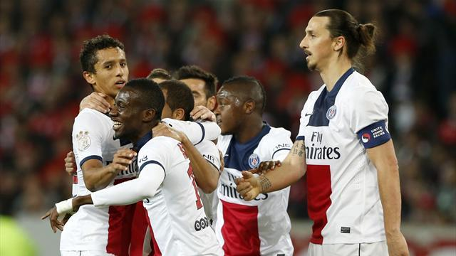 Ligue 1 - Lille still chasing Champions League spot after PSG loss