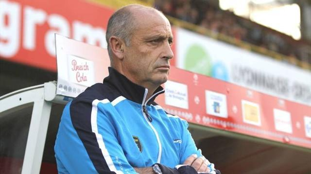 Ligue 1 - Coach Hely offers to resign after Sochaux beaten again
