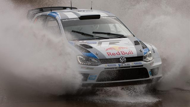 WRC - Ogier's co-driver cleared to compete