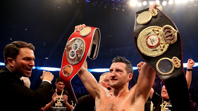 Carl Froch v Mikkel Kessler Super-Middleweight Unification Fight