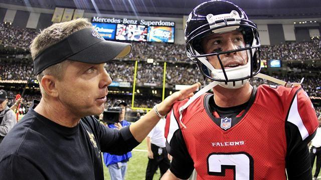 NFL - 'Bounty-gate' boss makes winning return as Saints edge Falcons