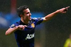 Van Nistelrooy: Van Persie can bring title back to Manchester United