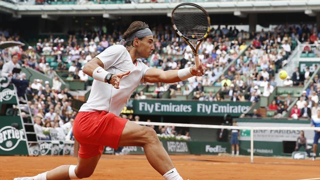 French Open - Order of play at Roland Garros: Saturday 1 June