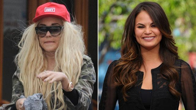 Amanda Bynes' Latest Feud with Model