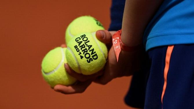French Open - Order of play on Friday