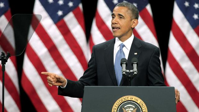 Obama Prods GOP Toward 'Gang of Eight'