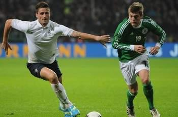 International friendly preview: France - Germany