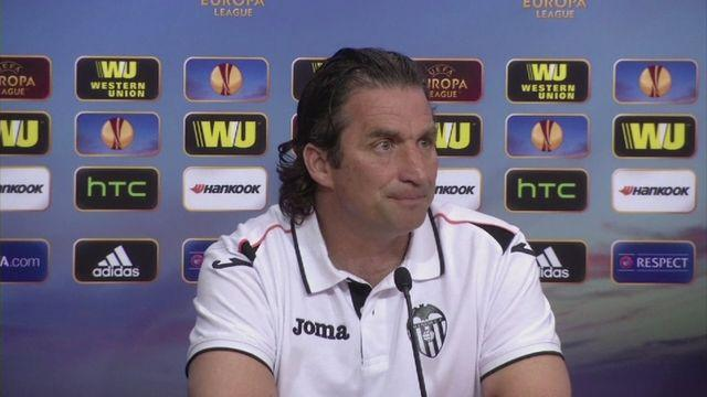 'Valencia not the favourites', says Pizzi