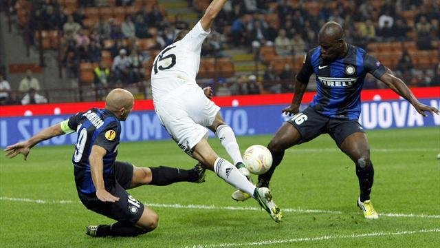 Serie A - Inter midfielder Mudingayi out for two months