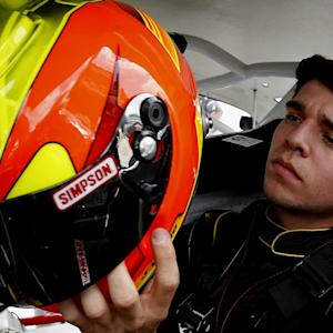 Little gets advice before NCWTS debut