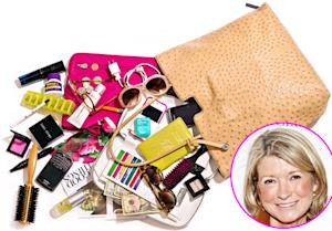 Martha Stewart: What's in My Bag?