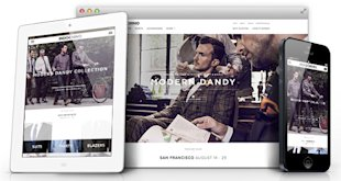 10 Examples Of Inspiring Responsive Web Design image indochino rwd