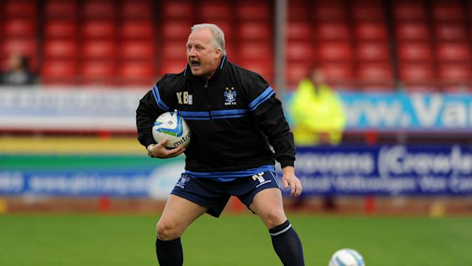 Kevin Blackwell has 'nothing but praise' for his Bury players
