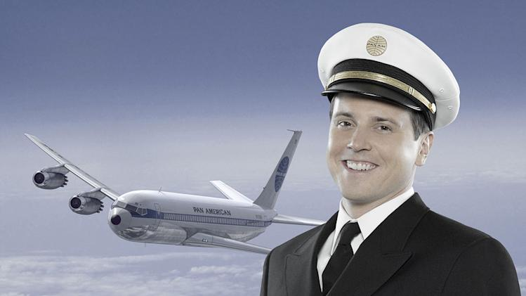 "Michael Mosley stars as Ted in ""Pan Am."""