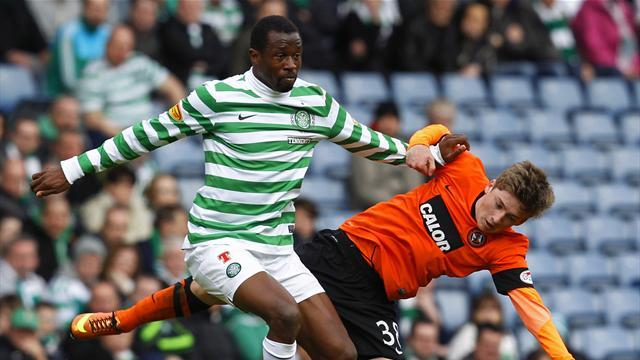 Scottish Premiership - Ambrose pens new Celtic deal