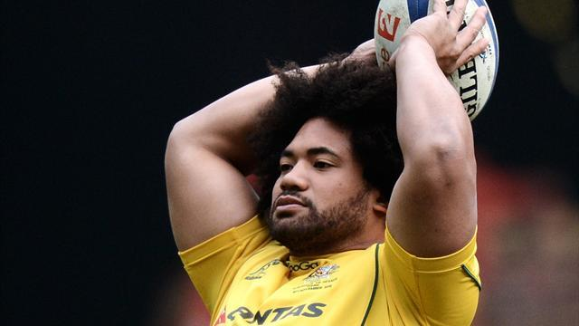 Championship - Wallabies lose Polota-Nau and Kimlin to injury