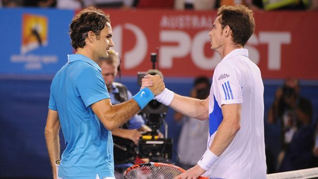 Australian Open - Murray can overcome 'Federer factor'