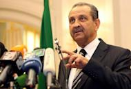 Former Libyan oil minister Shukri Ghanem, pictured here in 2011, died Sunday in exile in Vienna, an Austrian foreign ministry spokesman said, confirming an APA news agency report. Ghanem, 69, who defected from Moamer Kadhafi's regime in May 2011, was found dead in his apartment, having apparently suffered from a heart attack