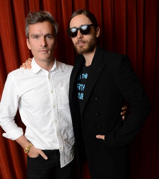 Balthazar Getty and Jared Leto