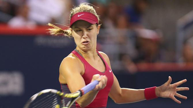 Tennis - Eugenie Bouchard thrashes sluggish Serena in Perth