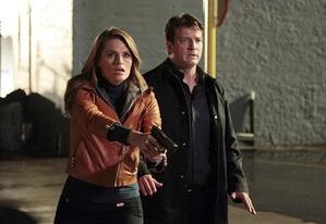 Stana Katic and Nathan Fillion | Photo Credits: Richard Cartwright/ABC