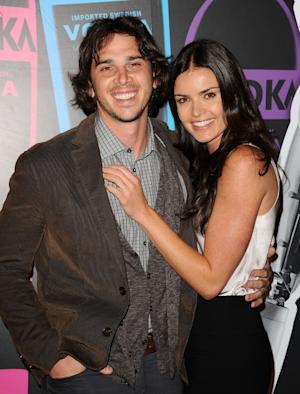 "Ben Flajnik and Courtney Robertson attend Svedka's Second Annual ""Night Of A Billion Reality Stars"" Bash in Los Angeles on March 29, 2012 -- FilmMagic"