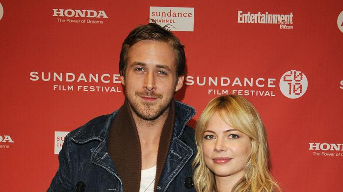 2010 Sundance Film Festival Ryan Gosling Michelle Williams