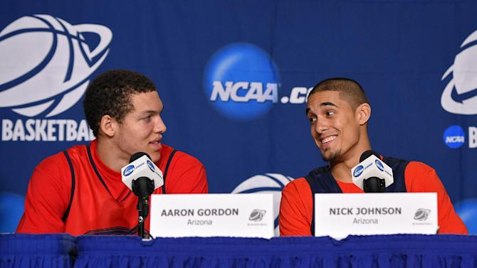 Gordon, Johnson declare for NBA draft