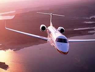 Should Telemarketers Say You're Out On Vacation? image private jet tbi