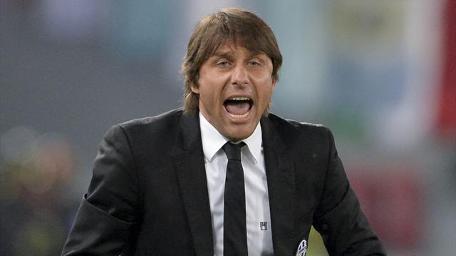 Football - Conte wants European glory for dominant Juventus