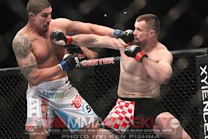 Nixed UFC on Fox 8 Fight Between Brendan Schaub and Matt Mitrione Rescheduled for UFC 165