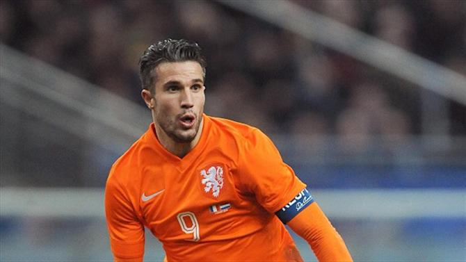 World Cup - Six years since Van Persie played 'pain-free' game