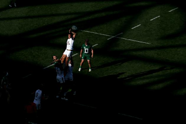 Penn Mutual Collegiate Rugby Championships - Day 1